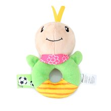 Infant Plush Toy Cute Cartoon Animal Rattle Baby Baby Comfort Toy Maternal And Child Supplies