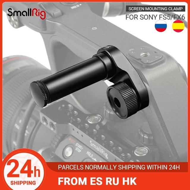 SmallRig Cho Sony PXW FS5 Máy Quay Màn Hình LCD Gắn Kẹp 1831