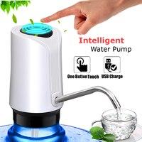 USB Wireless Smart Elektrische Wasserpumpe Spender Flasche Tragbare Getränke Saug Automatische Saug Pumpe für Home Reise-in Wasserspender aus Haushaltsgeräte bei