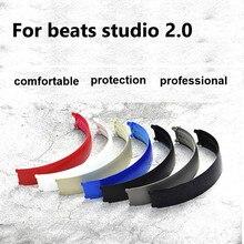 Replacement Headband Cushion Pad Repair Parts for Beats Studio 2,studio 2.0 Wired/Wireless Headphones Headphone Repair Kit