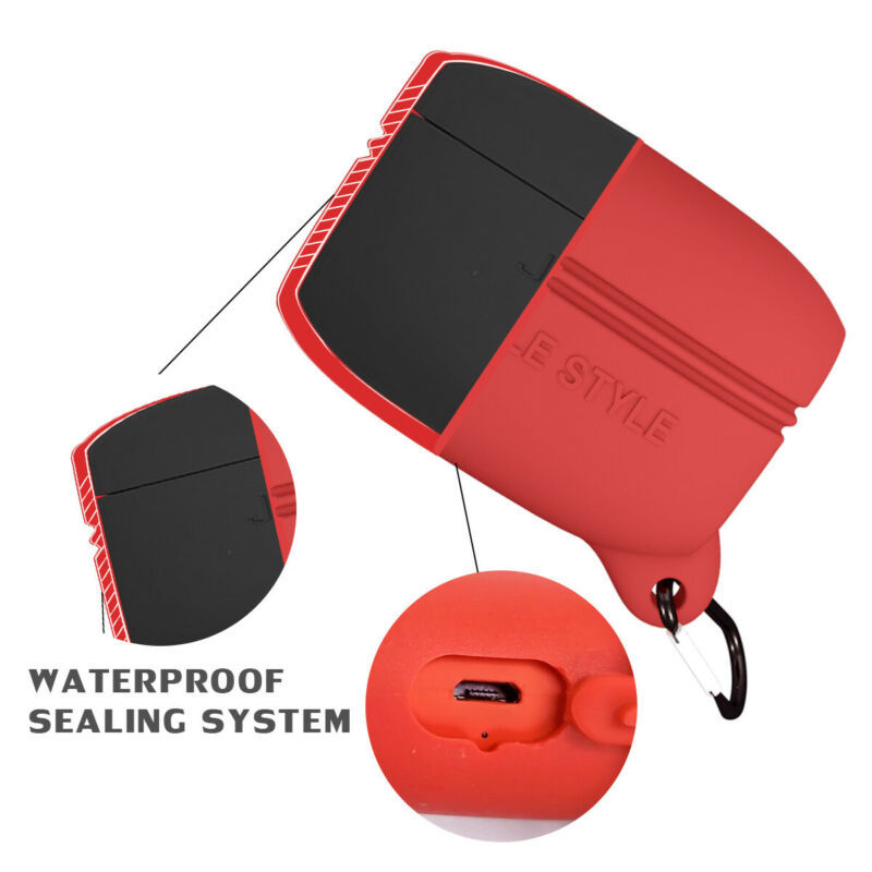 For Jabra Elite Active 65t Earphone Full Protective Silicone Case Cover Pouch Waterproof 3e29 Earphone Accessories Aliexpress