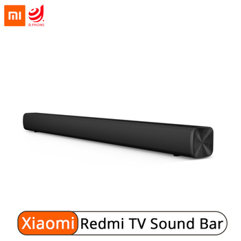 Xiaomi Redmi TV Sound Bar 30W TV Speaker Wired and Wireless Bluetooth 5.0 Home Surround Soundbar Stereo for PC Theater Aux 3.5mm bluetooth speaker tv soundbar 4 driver home theater stereo heavy bass tf card n s09 wall mounted speaker smart home soundbar new