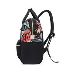 Сумка для подгузников USB, сумка для детских подгузников, рюкзак папы для мам, большая емкость, водонепроницаемая Повседневная сумка для ноут...