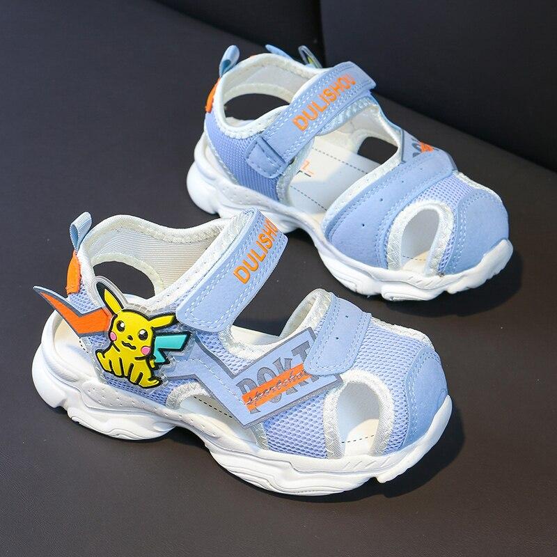 2020 Unisex Boys Beach Sandal Hook & Loop Boy Sport Sandals Anti Slip Girls  Summer Sandal Good Quality Children Sneakers Sandals Sandals  - AliExpress
