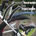 Складное Крыло для велосипеда, 14/16/18 дюймов, передние и задние крылья велосипеда, пластиковый брызговик, защита от дождя, грязезащитные Аксе...
