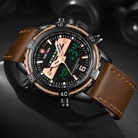 2019 de luxo dos homens tecnologia relógio esporte à prova dlcd água lcd digital relógio luxo marca superior casual relógio pulso militar do exército relogio masculino
