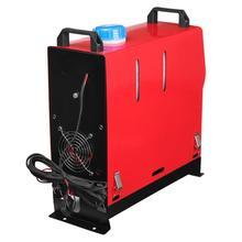 5000 Вт нагреватель воздуха 5 кВт 12 В нагреватель воздуха для автомобиля ЖК-дисплей для грузовика автомобиля автобуса RV Кемпер нагреватель воздуха для автомобиля