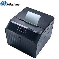 MHT-P58C 58mm Mini terminal pos drukarka termiczna z USB do urządzenia rozliczeniowego do supermarketu bez bluetooth