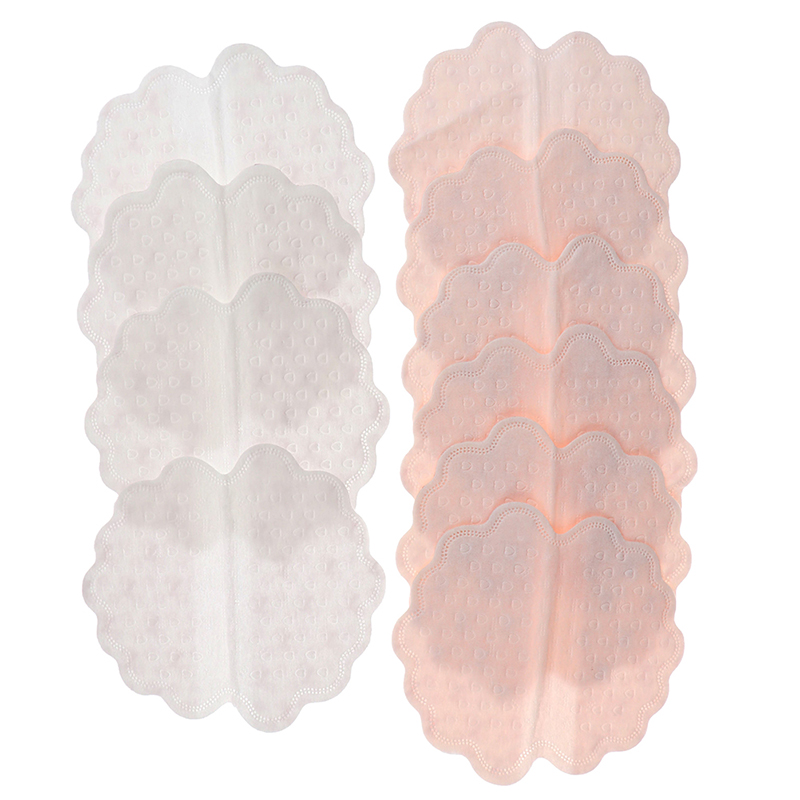 10pcs/lot Sweat Absorbing Pads Armpits Sweat Pads Underarm Gasket Disposable Anti Sweat Stickers For Summer Clothing Gaskets