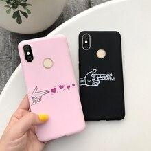 For Bumper Redmi S2 Xiaomi Redmi S2 Case Cover Soft Silicone