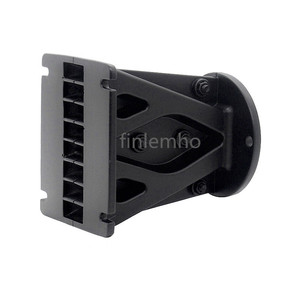 Finlemho Speaker Horn Aluminium Waveguide Professional Audio System For Stage Line Array DJ Console Mixer Audio
