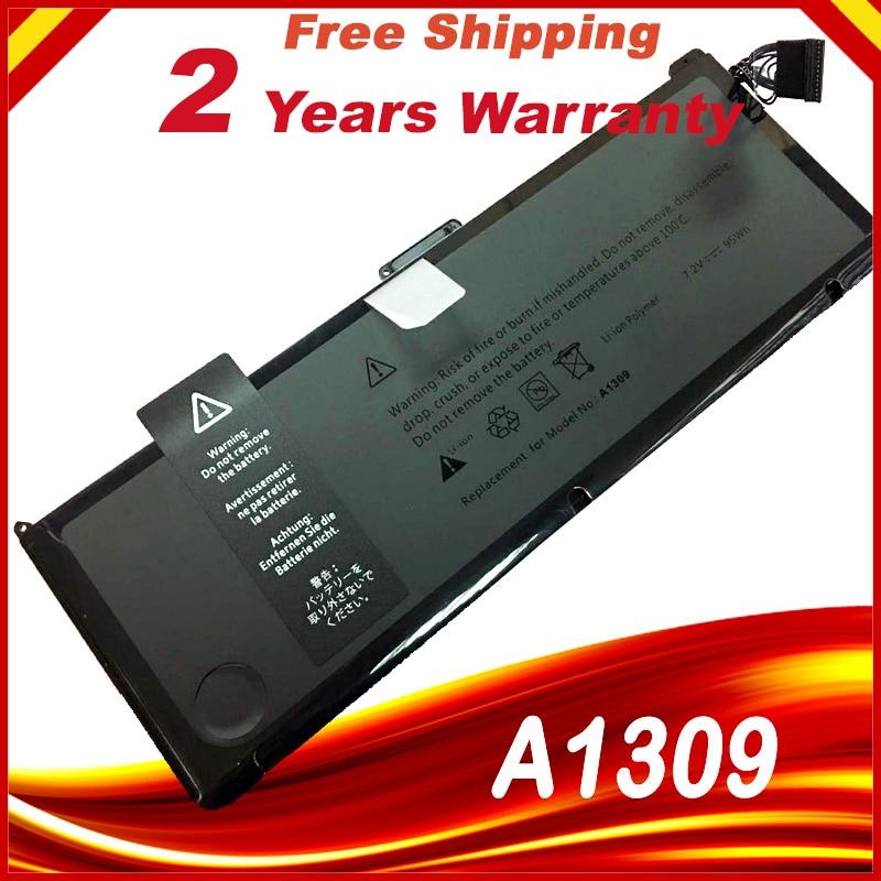Аккумулятор 95Wh для Apple MacBook Pro, 17 дюймов, A1309, A1297, ранняя версия 2009 года, середина 2009 года, середина 2010 года battery for macbook apple macbook pro batteryapple macbook battery   АлиЭкспресс