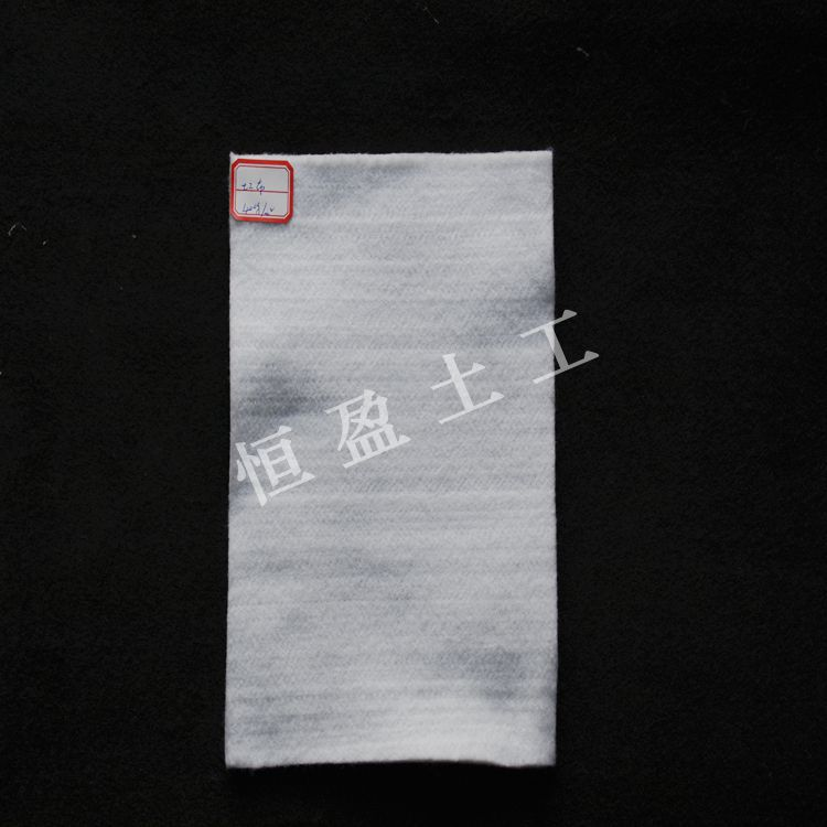 Geotextile Nonwoven Fabric Manufacturers Nonwoven Fabric 400G Needle Punched Nonwoven Fabric National Standard