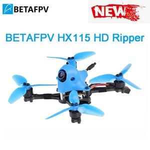 Image 1 - BETAFPV HX115 115mm HD 3 4S Freestyle Ripper toothpick Quad Drone with customized RunCam Split 3 Nano Camera 1105 5000KV motor