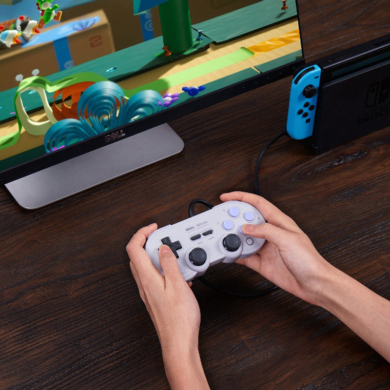 8bitdo Gamepad Joypad Joystick For PC Computer Nintend Nintendo Switch Game Pad Console USB Control Trigger Controller Controler