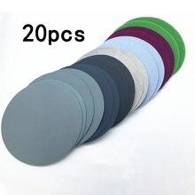 Шлифовальные диски 20 шт 3 дюйма 75 мм зернистость 1000 /1500