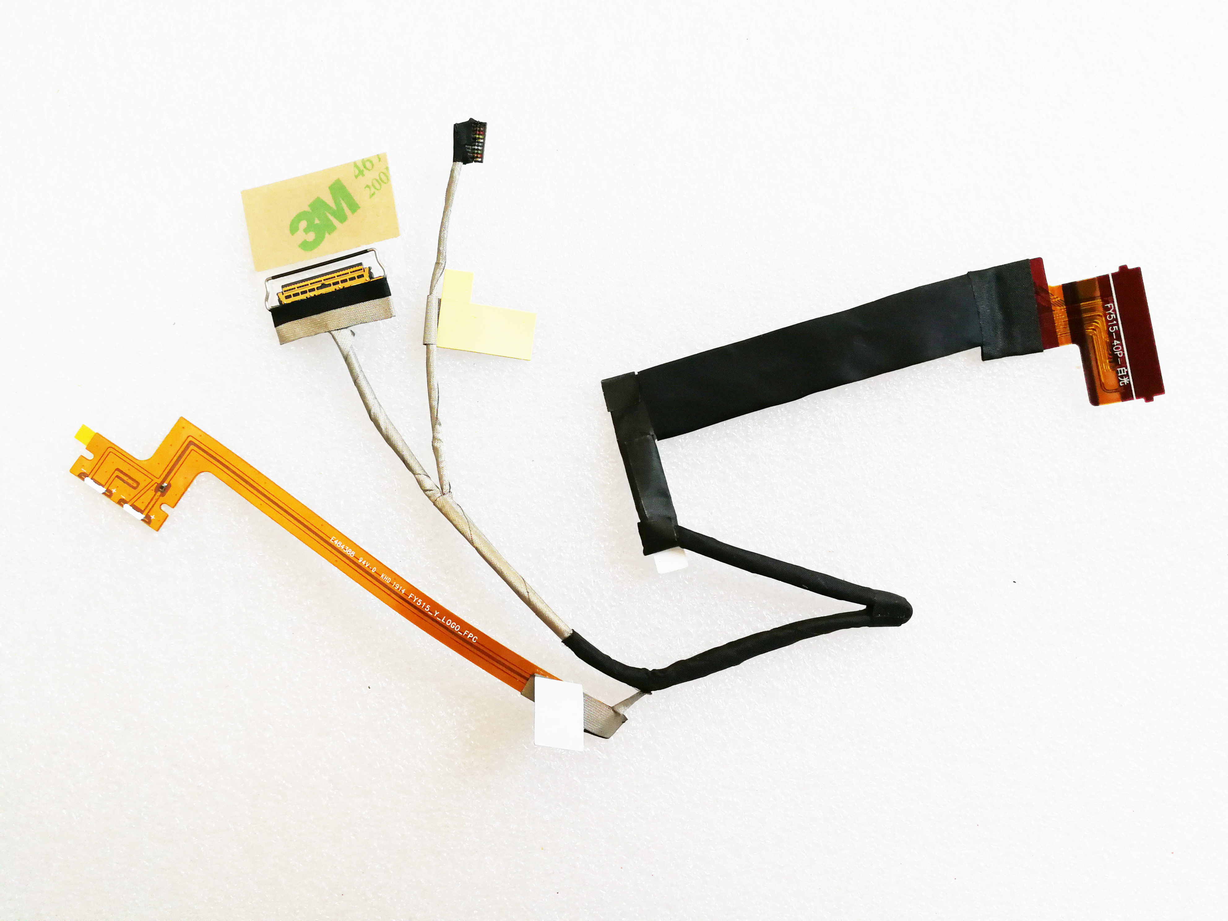 Cable Length: DC02001XE30 ShineBear New BMWQ2 DC02001XE30 for Lenovo Ideapad 300-15ISK LCD Lvds Cable