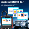 Newest Creator C502 Car OBD 2 Diagnostic Tool Full Systems Auto Diagnostic Scanner Professional For Mercedes Benz OBD2 Scanner discount