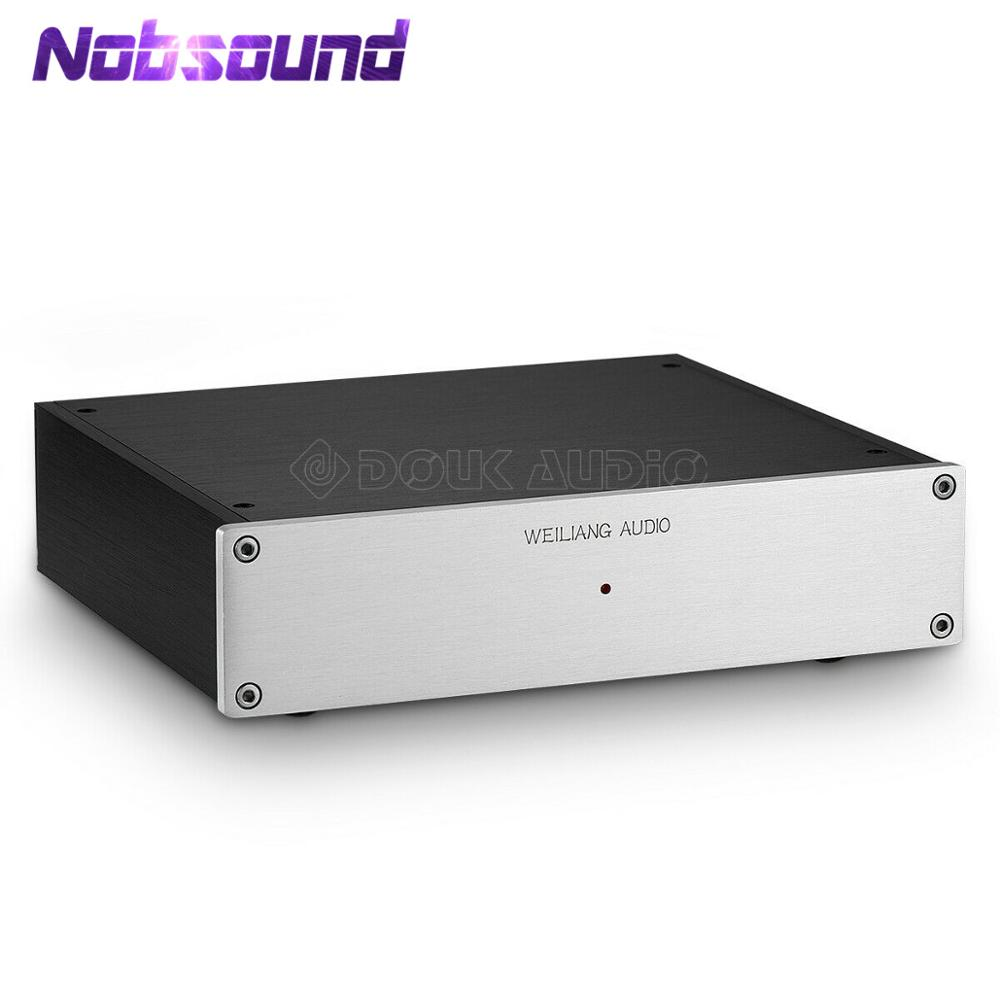 Nobsound HiFi Germany DUAL Phono Turntable Preamp Moving Magnet MM / MC LP Vinyl Pre-Amplifier