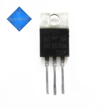10pcs/lot IRF9530NPBF IRF9530N IRF9530 TO-220 In Stock 5pcs lot xl4016e1 xl4016 to 220 in stock