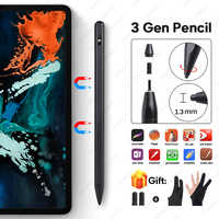 Stylet actif universel pour Xiaomi Huawei Samsung iPhone tablette crayon tactile intelligent pour Apple iPad uniquement pour écran capacitif