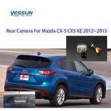 Yessun Автомобильная камера заднего вида для парковки Mazda CX5 CX-5 CX 5 KE 2012~ экран совместимый(дополнительный кабель