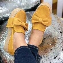 Fashion 2020 Women Flats Shoes Platform