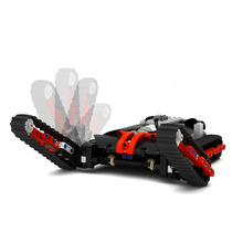 Robot Arm Kit Educational Robotics 33676 Robot M3 M6 Claw Set Mechanical Arm set fit Technic Building Blocks Toys gift недорого