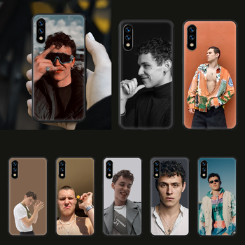 Spanish TV series Elite Season aron piper Phone Case hull For huawei honor play 6 7 8 9 10 view 20 A X i pro lite black shell image