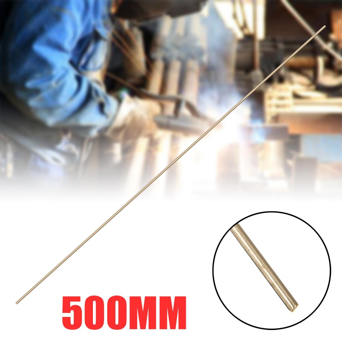 New 500mm Silver Welding Rod 1.5mm Diameter Silver Solder Rod 56% Welding Rod Silver Based Solder