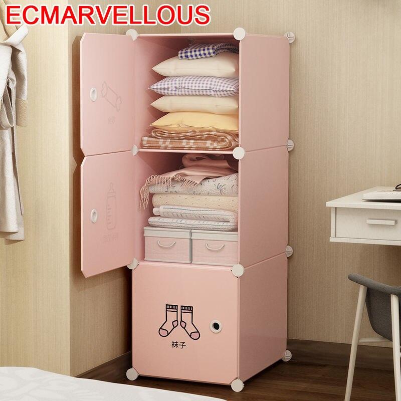 Armario Moveis Kleiderschrank Szafa Armoire Rangement Furniture font b Closet b font Guarda Roupa Cabinet Mueble