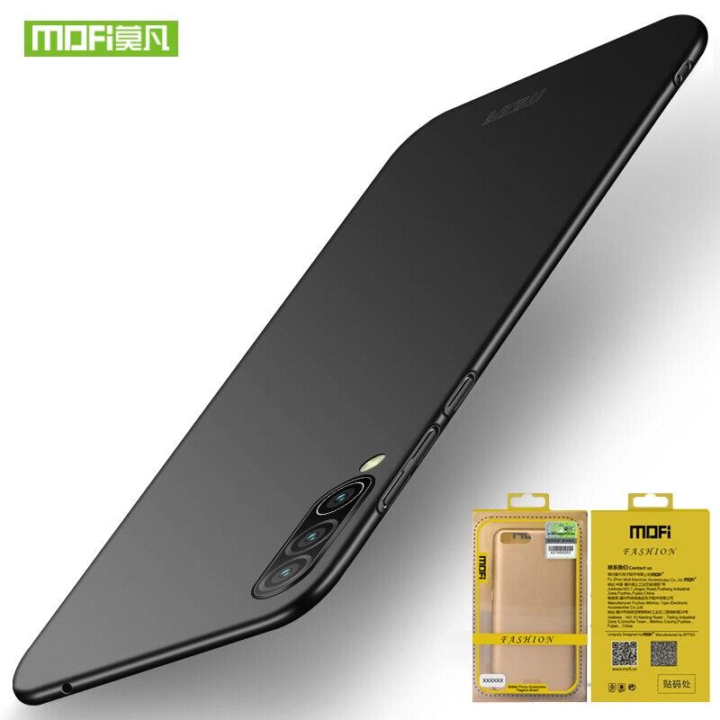 For Meizu 16Xs Case Original MOFi Brand 360 Degree Full Cover Luxury PC Protective Back Cover Case For Meizu 16XS phone case