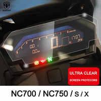Protector de pantalla para Honda NC750 NC750S NC750X NC700 S/X NC700S NC700X
