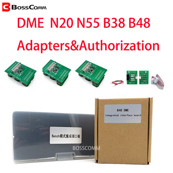 цена на Yanhua Mini ACDP DME Board-Adapters For BMW Car Key-Progrommer N20 N63 S63 N55 B38 B48 MSV80 Connectors with Authorization