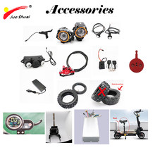 60V 3200W Scooter Eléctrico partes adultos E Scooter Foldble 11 pulgadas Off Road 80 KM/H accesorios Patinete eléctrico Adulto(China)