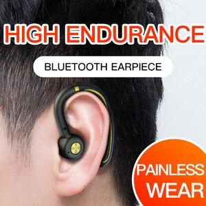Image 3 - Bluetooth Earphone V4.1 Wireless Earphones Headphones Mini Handsfree Headset 24Hrs Talking with Microphone For iPhone xiaomi