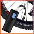 100PSI велосипед электрический насос велосипедный цикл Многофункциональный воздушный насос перезаряжаемый беспроводной насос для шин MTB дор...