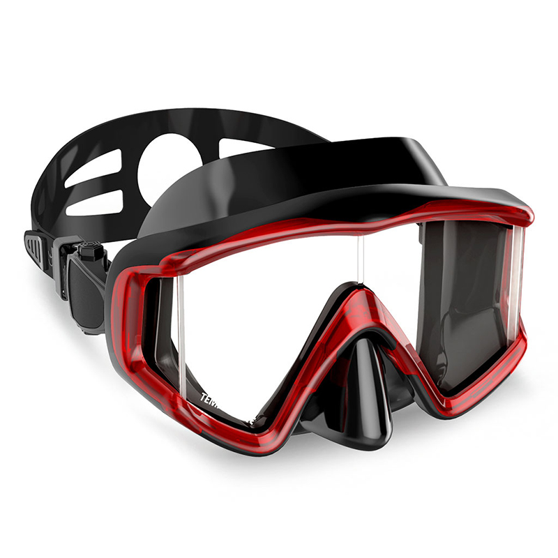 Professional level Adult Diving Mask Silicone Goggle Underwater Salvage Scuba Goggles Swimming Equipment