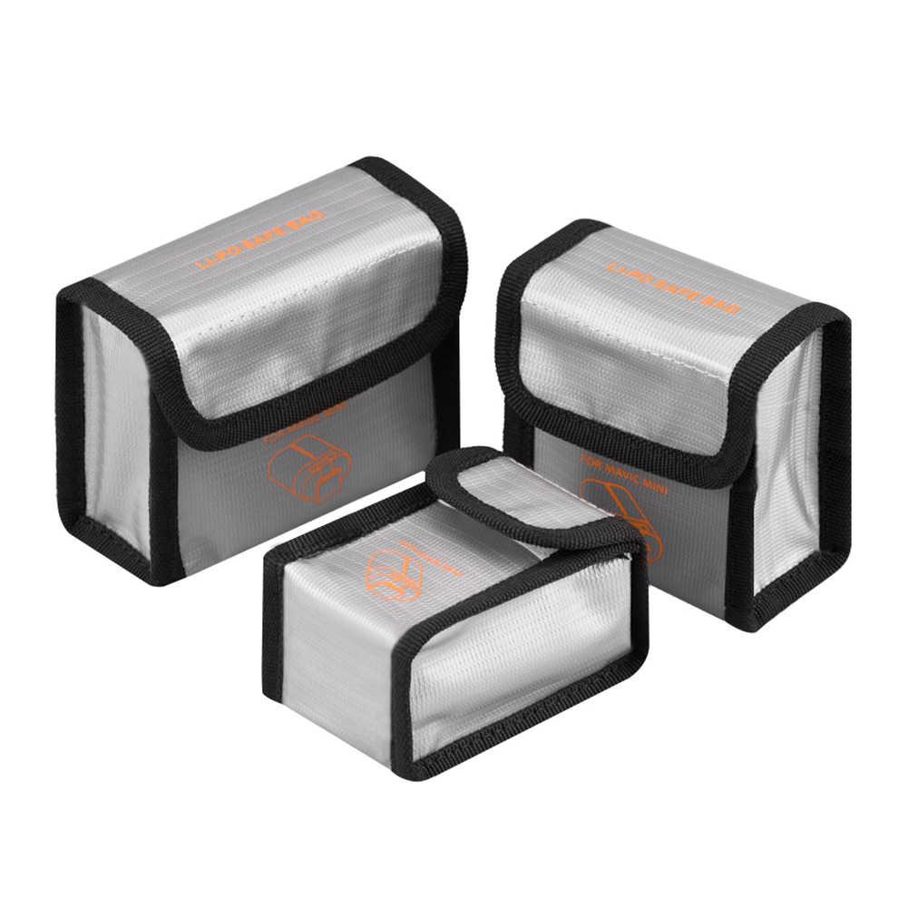 Drone Lipo Battery Explosion-proof Safe Storage Bag for Xiaomi Fimi X8 SE C#P5