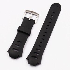 Image 3 - שעון אביזרי עבור Suunto לצפות רצועת X6HRM רצועת להתבונן שעון רצועת SRSTTT רצועת גומי