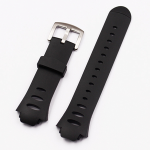 Image 3 - Watch Accessories For Suunto Observe Strap X6HRM Strap Observe  Watch Strap SRSTTT Rubber Strap