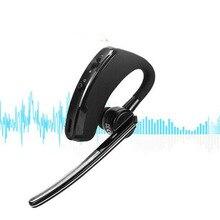 AC B09 Bluetooth V4.0 Headset Earpiece Earphone 2.4 g HFP1.5 A2DP AVRCP for Walkie Talkie Bluetooth Headset