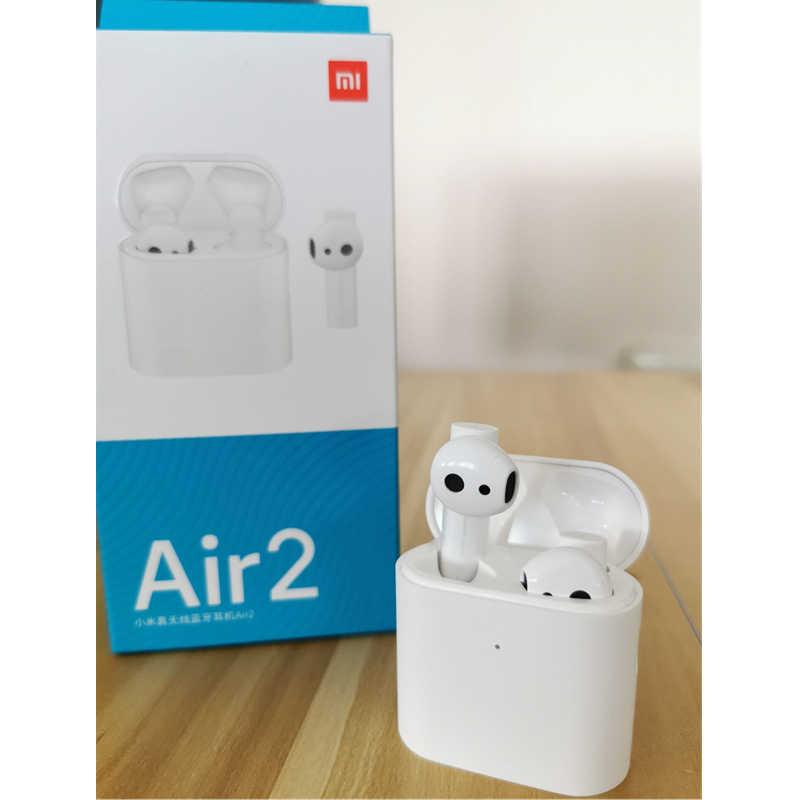 Asli Xiaomi Air Tws Bluetooth Headset 2 Airdots PRO 2 Xiaomi SMART Kontrol Suara Lhdc HD Dinamis Suara Kontrol Sentuh ENC