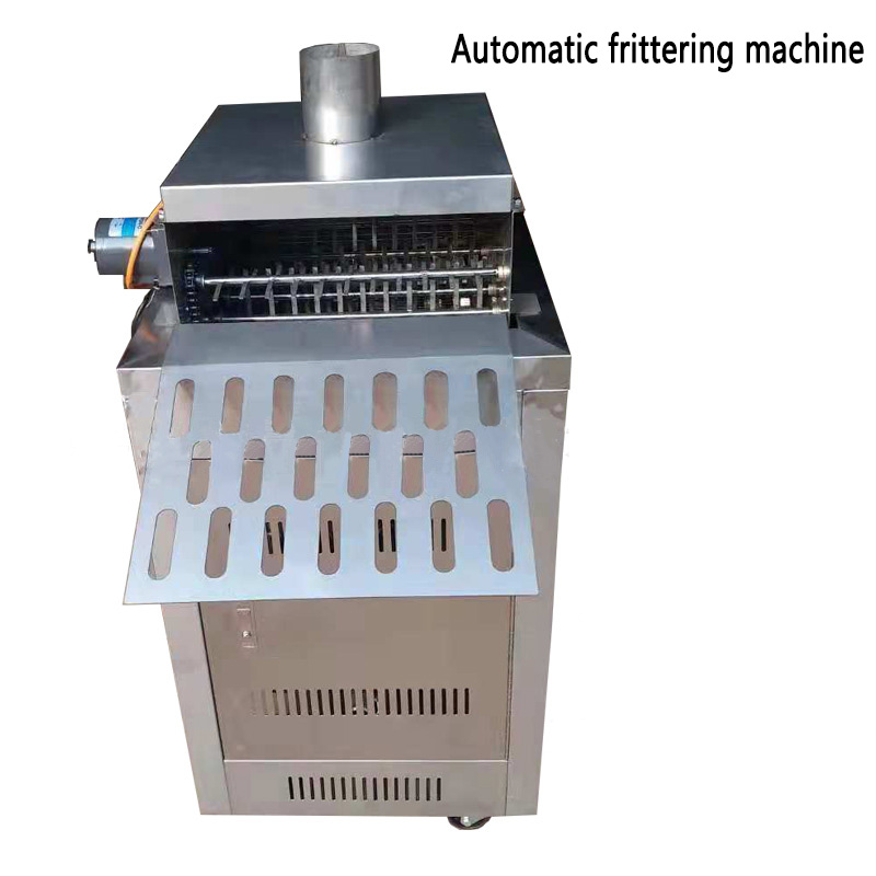 500pcs/H Commercial Fritters Machine Automatic Deep-fried Dough Stick Machine RC-001 Gas / Electric Fryer 220v/380v 250w 1PC