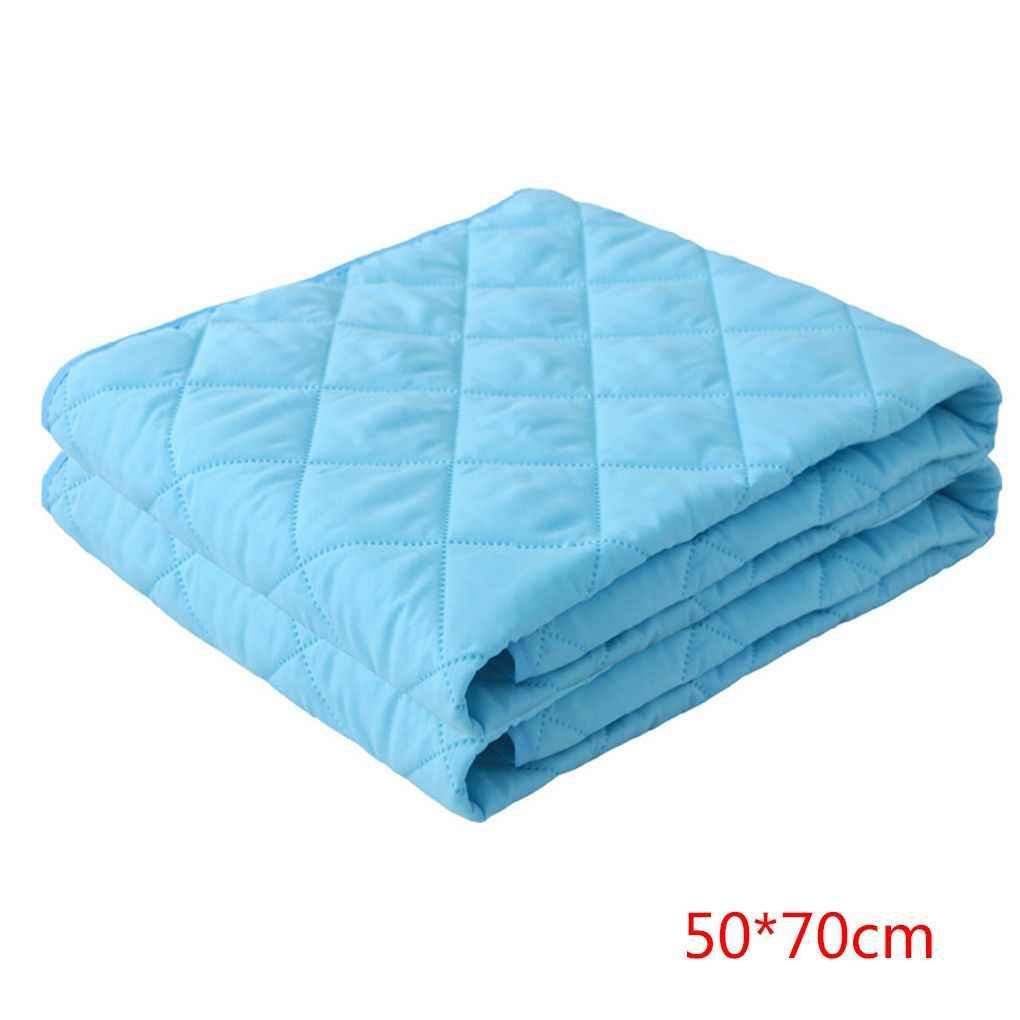 Pañal impermeable para bebé, esterilla de orina para pañales, Protector de sábanas para cambiador de cama sencillo para chico