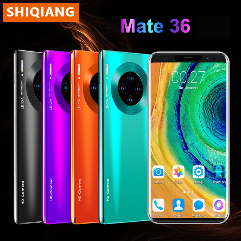 Newly SOYES Mate36 pro Global Version Mobile Phone 5.8inch Screen Quad Core Android Smart phone 512MB RAM 4GB ROM Cell phone