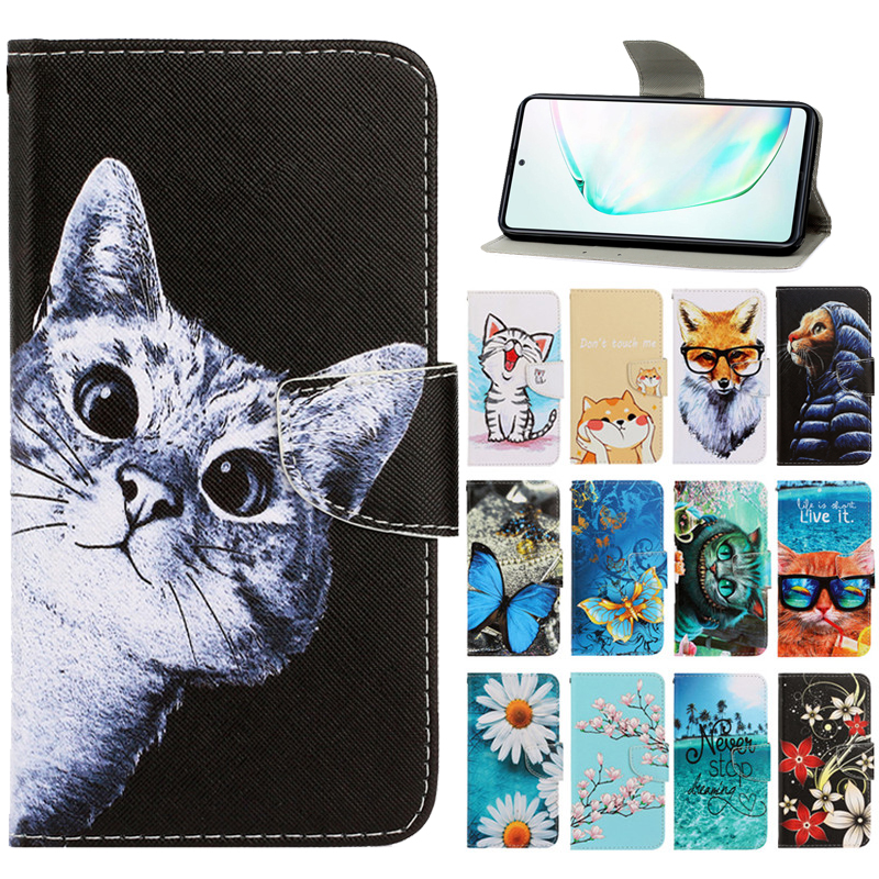 Wallet Flip Phone Case For iPhone 11 Pro X XS Max SE 2020 Case Leather For Fundas iPhone XR 7 8 6 Plus Case Cover se 2020 Coque Wallet Cases    - AliExpress