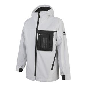 Image 3 - Originele Nieuwe Collectie Adidas O1 Wb Reizen Mannen Jas Hooded Sportkleding