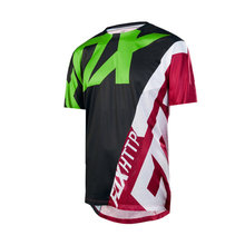 Bicycle motorcycle mountain team MTB ski shirt Offroad DH FXR bike shirt cross country motorcycle mountain http fox bike