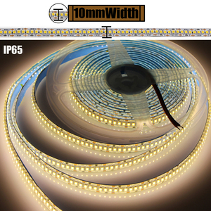 2835 LED strip SMD 1200 LED chip DC12V LED Flexible PCB light LED backlight Strip LED tape 240 LED/m DC24V 0.5m-5m White